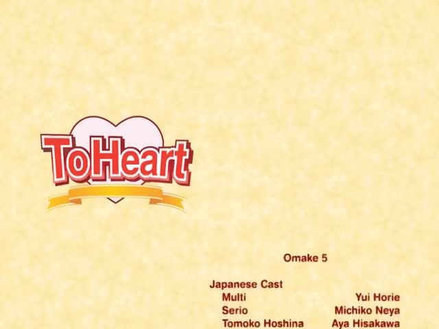 To Heart - Episode 12