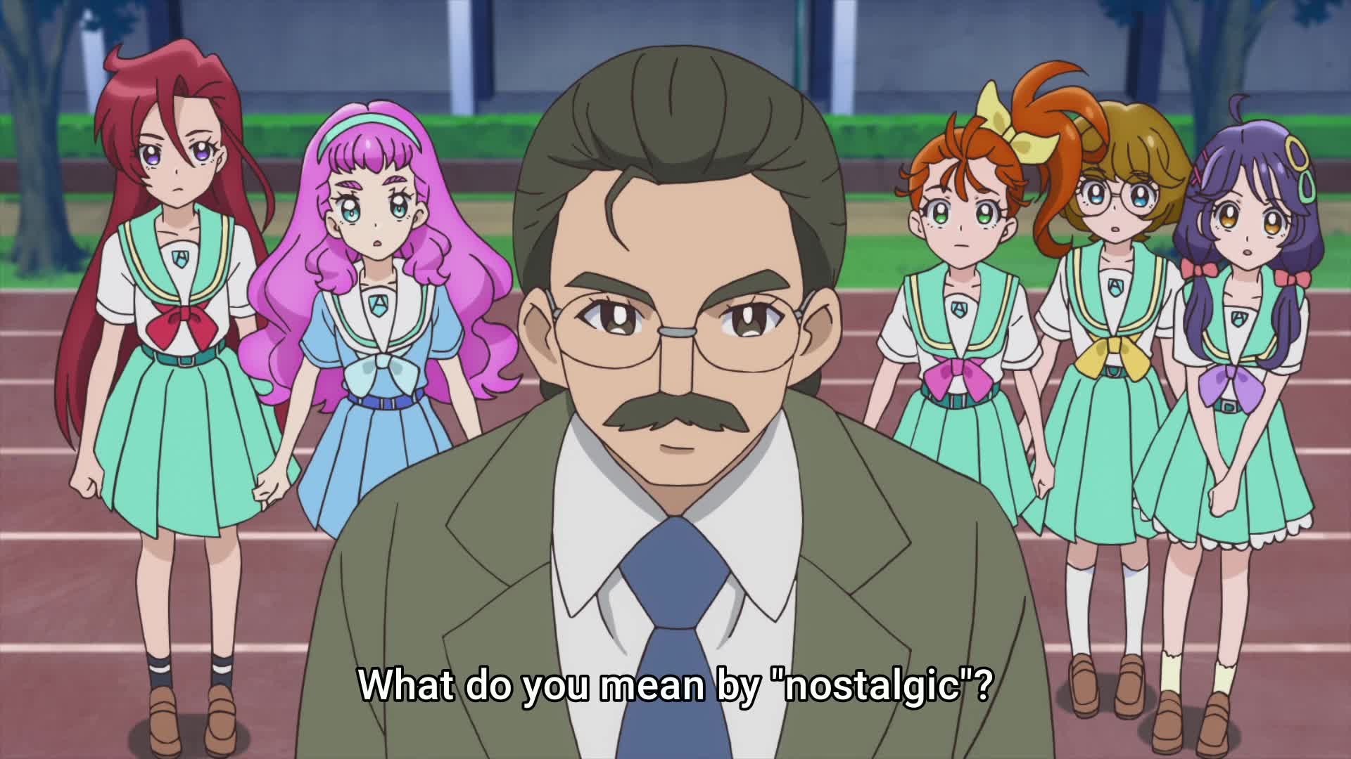Tropical-Rouge! Precure - Episode 32