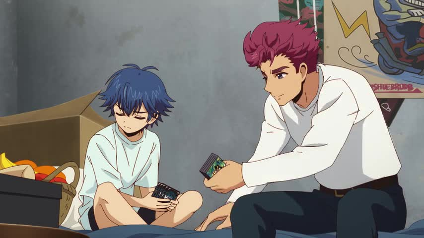 Cardfight!! Vanguard: overDress - Ep. 7 - SubsPlease